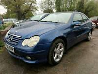 Mercedes C200Cdi - Panroof - Histroy - Hpi Clear