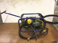 110V SOVEREIGN DPC INJECTION DAMP COURSE CHEMICAL PUMP