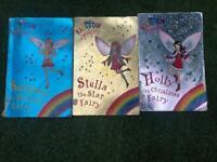Rainbow magic 3 books
