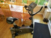 Exercise Bike Vision Fitness E3200 Good quality with magnetic resistance £90