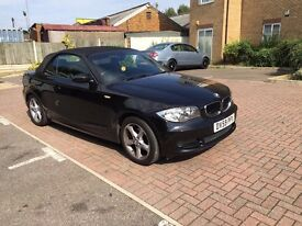 BMW 1 Series Convertible - £7800 ono