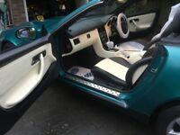Mercedes SLK 230 Sports Car