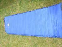 adventure ridge self inflating mattress