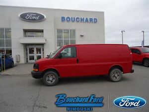 2007 Chevrolet Express 4.8L CARGO