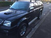 2005 55 MITSUBISHI L200 2.5 TD ANIMAL NOT WARRIOR 4x4 pick up PX WELCOME