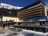 Ready business for sale Hotel Dombay Russia, Karachay-Cherkess Republic