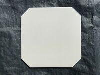 140 off-white octagonal floor tiles 20cm x 20cm (5.6sqm)