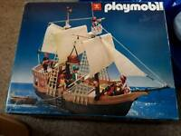 Collection of playmobil