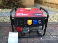 Honda generator EM2300