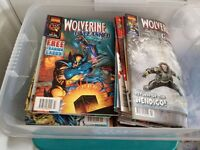 Marvel Comics Wolverine and Deadpool (with Gambit) 261 issues
