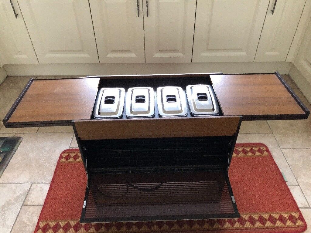 Philips Heated Hostess Trolley model HL6100LB