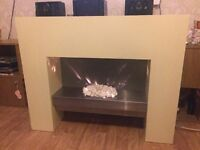 Electric Fire Fully Working