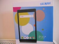 """alcatel PIXI4 7"""" WiFi Android Tablet model 8063 BRAND NEW UNOPENED"""