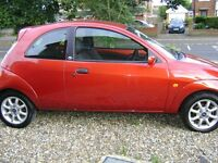 2008 Red Ford KA 1.3 - Norwich