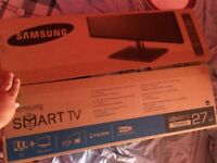 "Samsung 27"" tv for sale"