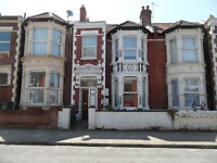 1 Bedroom top floor (part furnished) flat located in Festing Grove, Southsea - available 1st April
