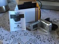 Vivitar HD digital video camera new good working £10