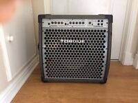 Guitar combi amp T652GL 65 watt twin lead amp