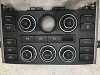 Range Rover vogue L322 heater controls
