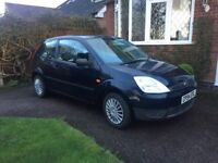 Ford Fiesta Finesse 1.25 3dr - LOW MILEAGE, 43,000 - 2004 - Blue