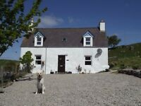 A beautiful, Scottish Highland self-catering cottage.