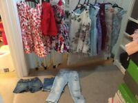 Excellent condition kids 3-4 age girls clothes