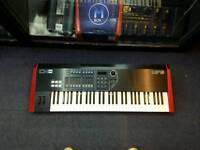 Cme uf6 keyboard midi
