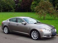 2009 (59) Jaguar XF 3.0 TD V6 Premium Luxury 4dr - 1 OWNER FROM NEW WITH FULL JAGUAR SERVICE HISTORY