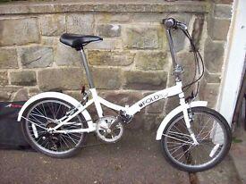 Saxon Folding Bike