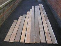 Floorboards (used)
