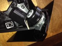 BMW E46 Facelift Powerfold Mirror housing with motors! BRAND NEW PAIR!!!