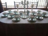 Royal Tuscan Vintage China Tea Set