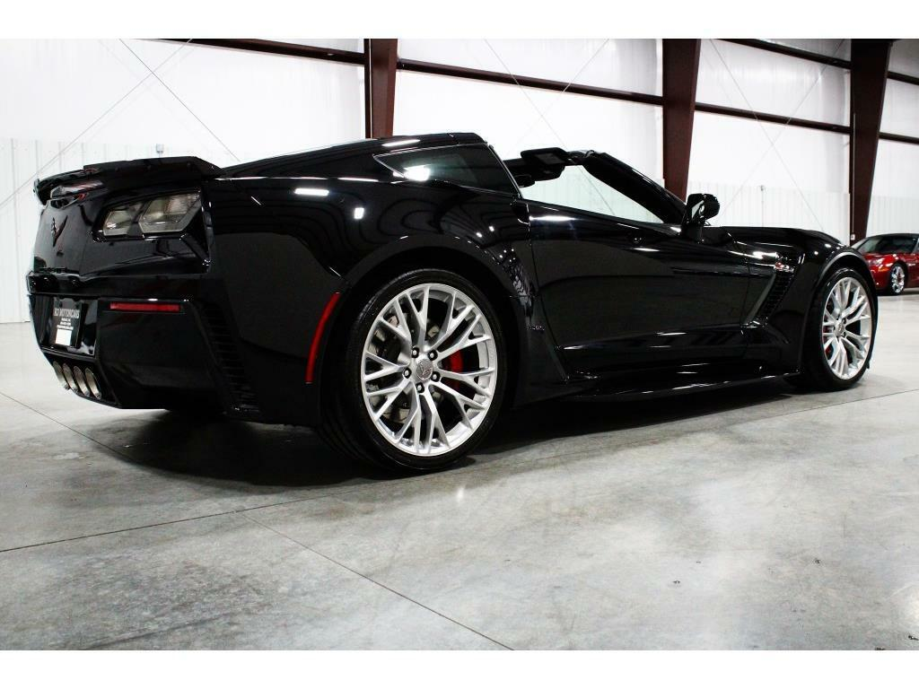 2019 Black Chevrolet Corvette   | C7 Corvette Photo 5
