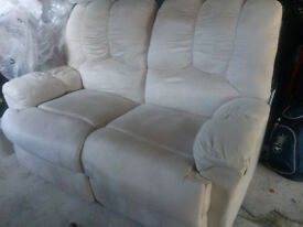 2 seater recliner electric recliner sofa.