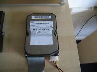 samsung 80g hard drive ,