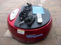 Vibrapower Vibration Plate - Excellent Condition - Used A Few Times Only