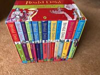 Roald Dahl Phizz Whizzing Collection of Books