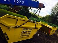 Cheap skip Hire in north London .fast and very competitive prices call us today
