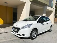 Peugeot, 208,2014, Manual, 999 (cc), 2keys,3 door (corsa,fiesta,Clio, Twingo,smart, aygo,yaris)
