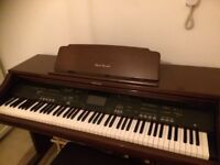 Excellent Condition Technics SX-PR902 Electric Piano and Stool