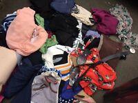Joblot Of ladies clothes - 4 bin bags