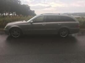Mercedes e220 cdi 2006