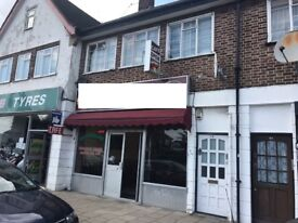 Cafe and 3 Bedroom Flat for sale in Ruislip!