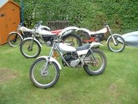 wanted yamaha ty trials parts or full bike