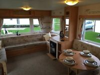 Cheap Caravan For Sale With Stunning Sea Views, Near Haggerston & Berwick – Eyemouth Holiday Park