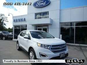 2017 Ford Edge *NEW* *SEL* AWD *201A* 2.0L I4 ECOBOOST