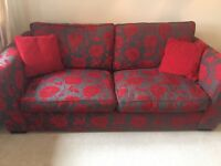 Luxury Sofa bed and Footstool