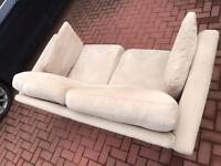 Cream couch for free