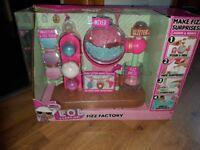 Lol fizz factory brand new