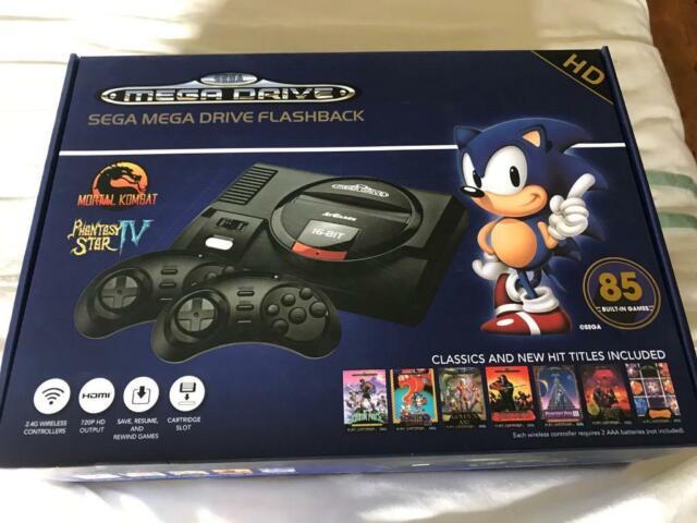 Sega Mega Drive Flashback | in Belper, Derbyshire | Gumtree